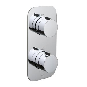 Vado Altitude 1 Outlet 2 Handle Vertical Thermostatic Valve