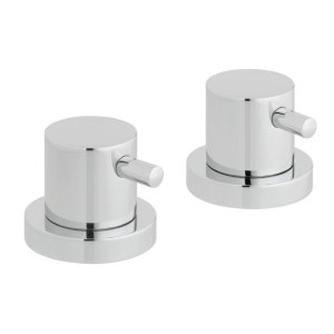 Vado Zoo Pair of Deck Mounted Stop Valves