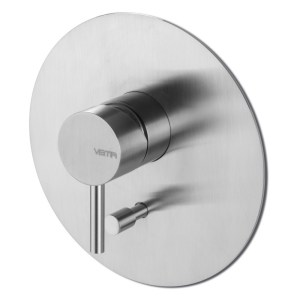 Vema Tiber Two Outlet Shower Mixer with Diverter