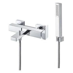 Vema Lys Wall Mounted Bath/Shower Mixer