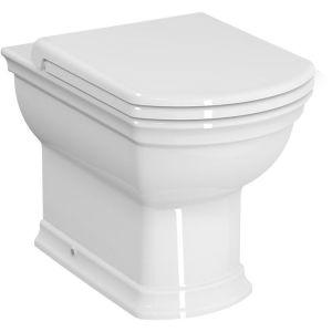 Vitra Serenada Back-To-Wall WC Pan White