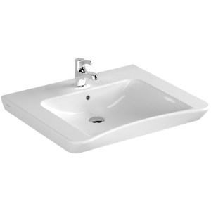 Vitra S20 Compact Washbasin 65cm 1 Taphole