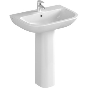 Vitra S20 Washbasin 65cm 1 Taphole White