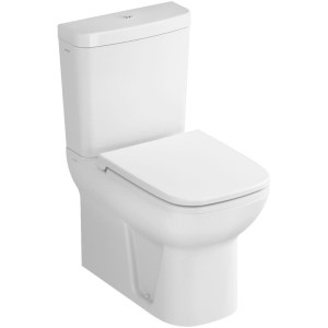 Vitra S20 Fully Back To Wall Close Coupled Toilet Pack with Soft Close Seat