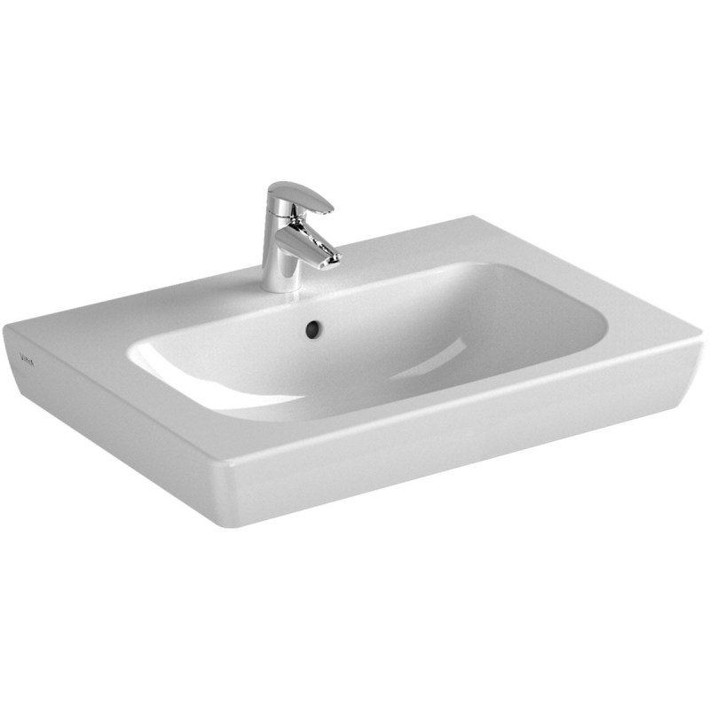 Vitra S20 Vanity Basin 65cm 1 Taphole