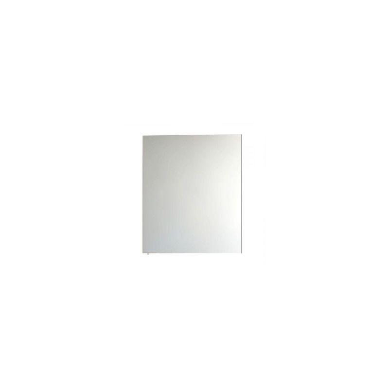 Vitra S50 Classic Mirror Cabinet 60cm Right Hand Gloss White