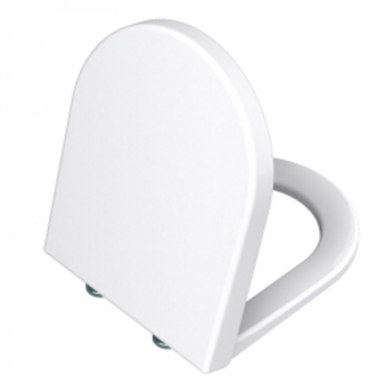 Vitra S50 Toilet Seat and Cover, Soft Close, White