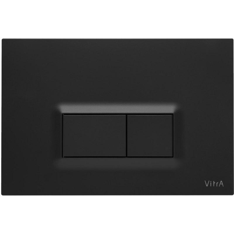 Vitra Loop R Control Panel Matt Black