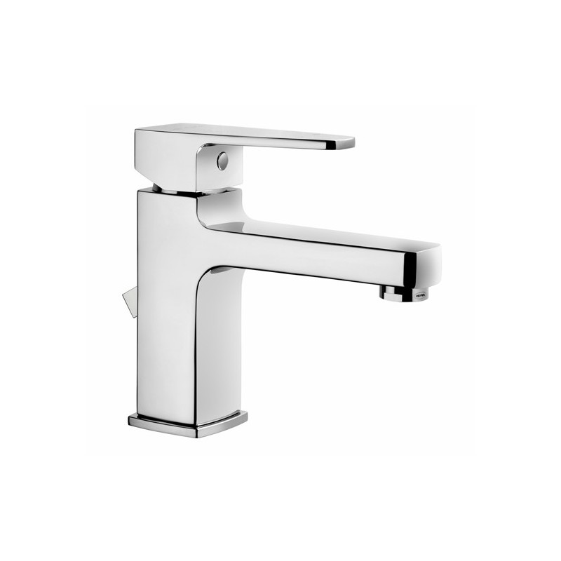 Vitra Q-Line Basin Mixer with Pop-up Waste
