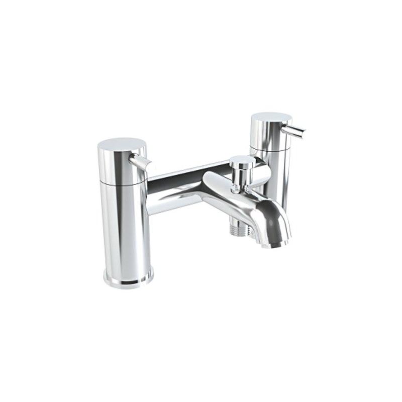 Vitra Minimax S 2 Tap Hole Bath Shower Mixer