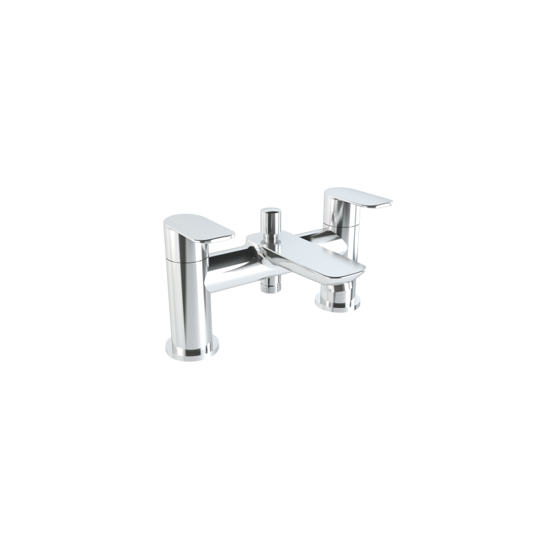 Vitra X-Line 2 Tap Hole Bath Shower Mixer