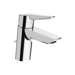 Vitra Solid S Basin Mixer with Pop Up Waste