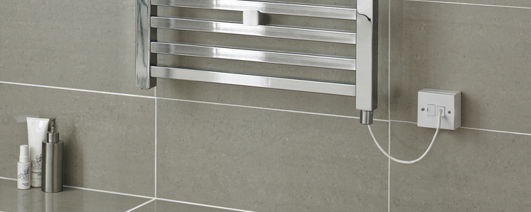 electric heated towel rails electric