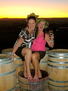2014-08 Wine Club Ladies