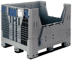 Складные контейнеры - трансформеры Kolox