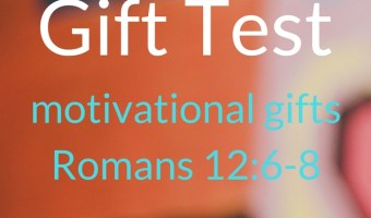 Spiritual Gifts-Romans 12