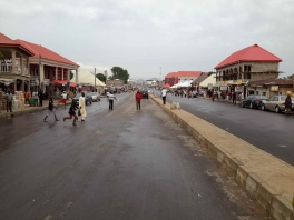 Gov. Ishaku Marks One Year Amidst Projects Commissioning and Inspections.
