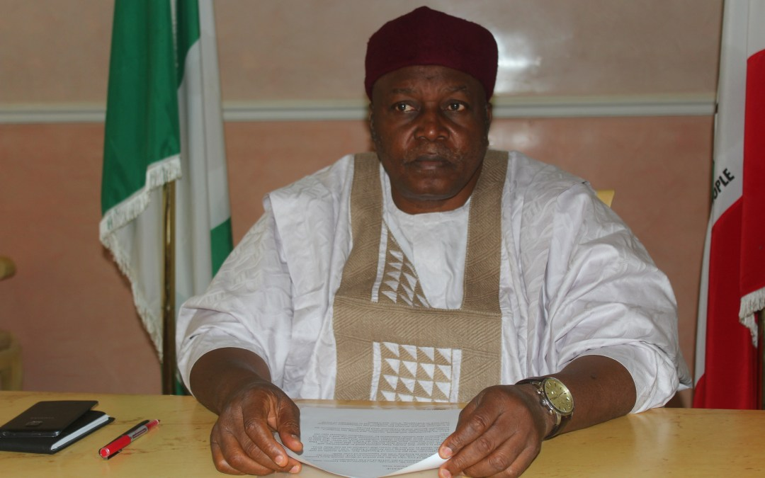 Gov. Ishaku Solicits for Collaboration with Japanese Embassy
