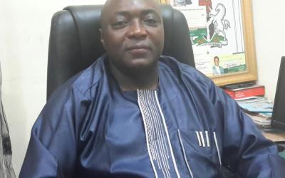 Mr. Jaboro Irimiya Ibrahim