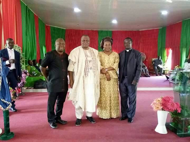 Gov. Ishaku Asked Not to be Bothered by Baseless Criticism