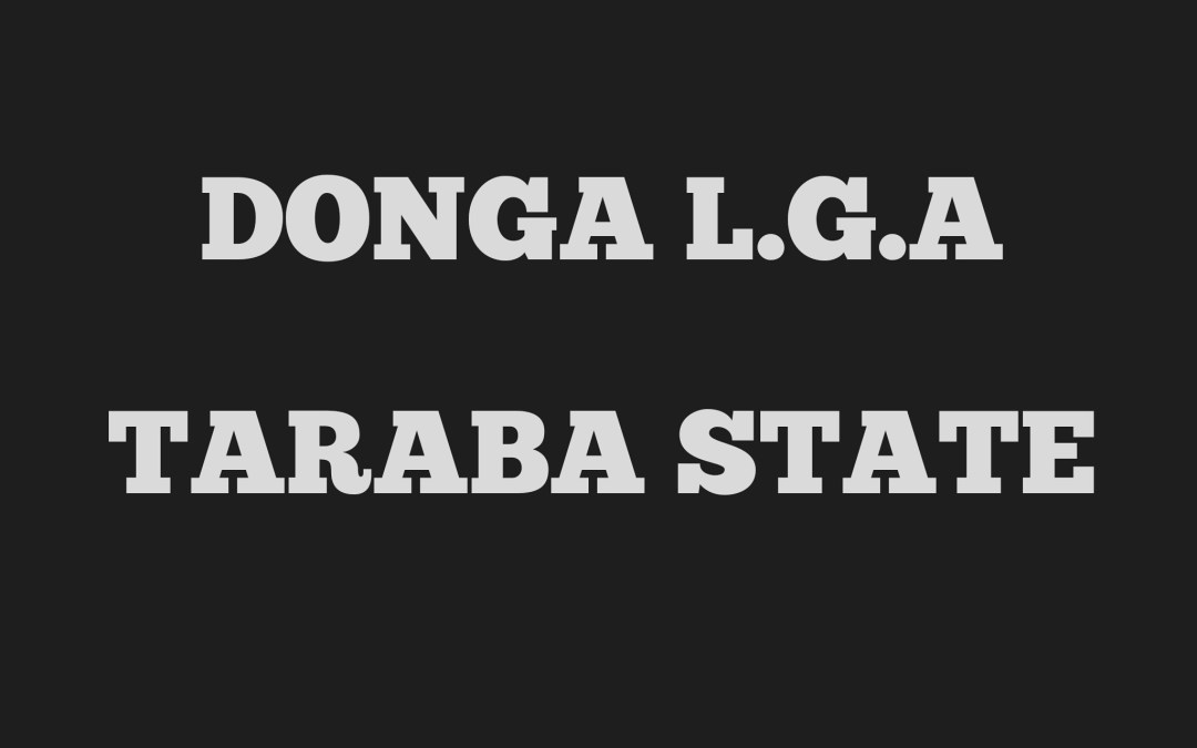 Taraba Killings: Five Killed Hours After Soldier's Withdrawal Says LG Boss