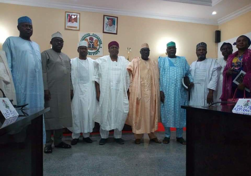 PDP Presidential Aspirant Harps on Restructuring