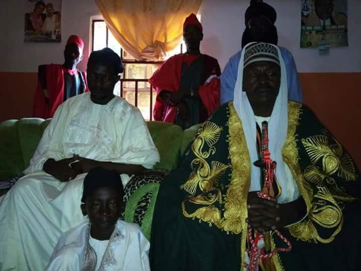 Kabri Chiefdom Gets Acting Ruler