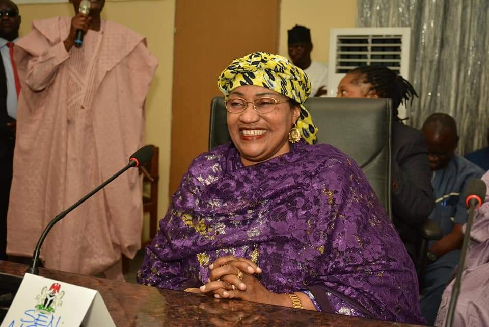 7 Lessons to Learn from the Visit of Sen. Aisha Alhassan to Governor Ishaku