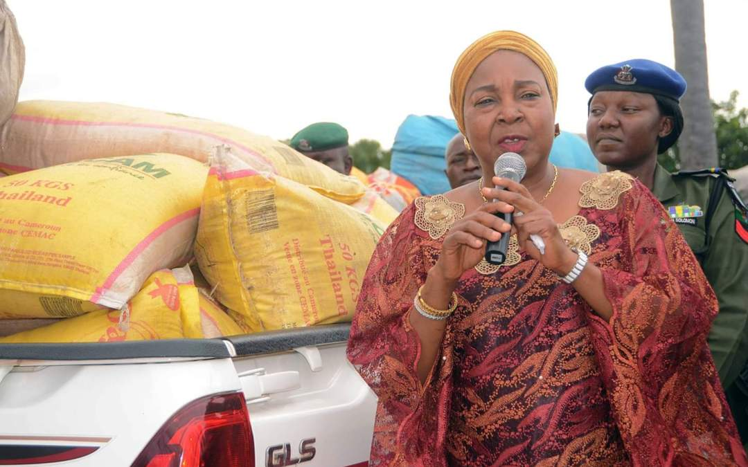 HAFT: IDPs Gets Relief Materials; Inclusive of Orphans and Refugees