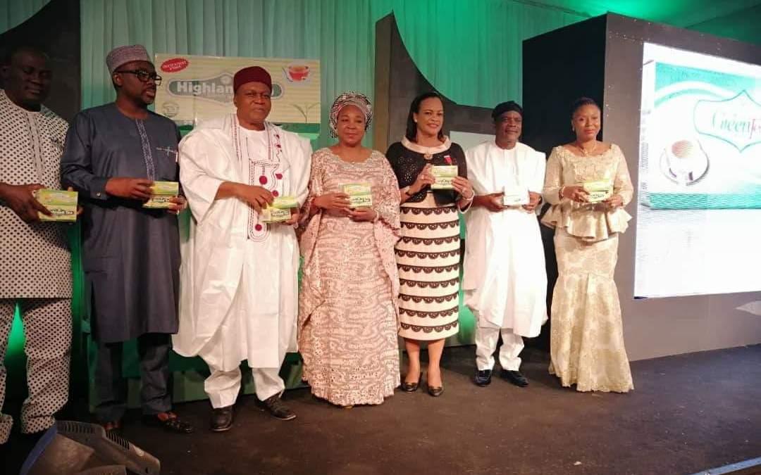Highland Tea Brand: Gov. Ishaku Attends Grand Launch in Lagos