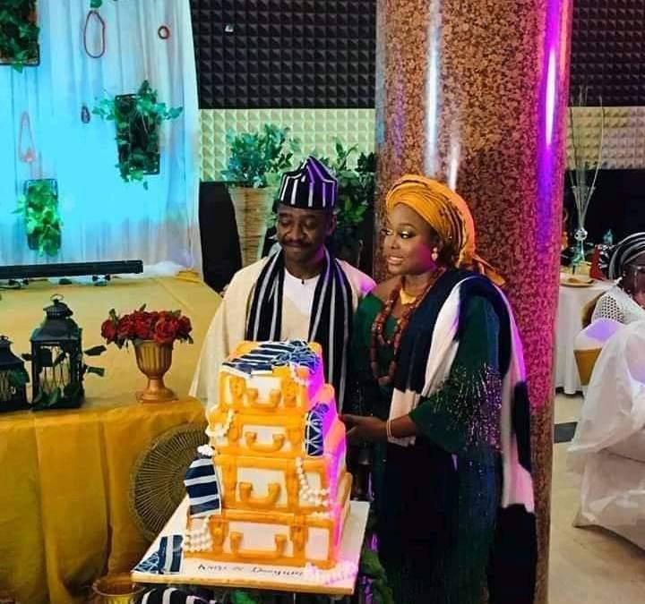 Photo Speaks: Traditional Marriage of Kairi Darius Ishaku and Dooyum Held on 8th August 2020