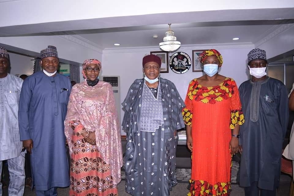 """Taraba State Capable of Supplying Nigeria With Rice"" – Gov. Ishaku"