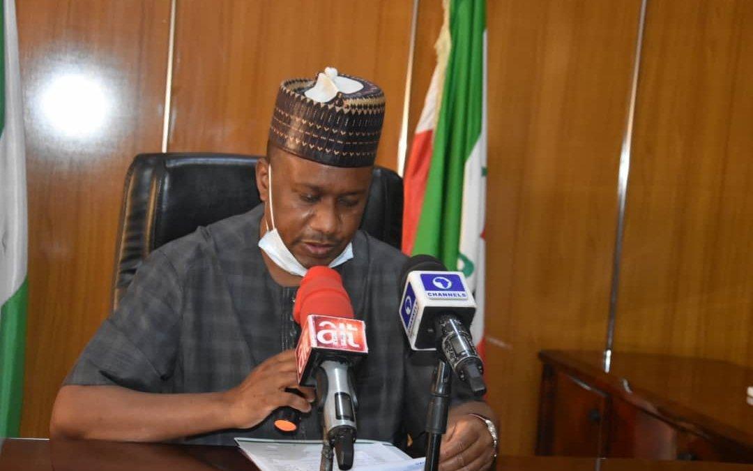 Taraba Govt. Inaugurates State Taskforce on Immunization