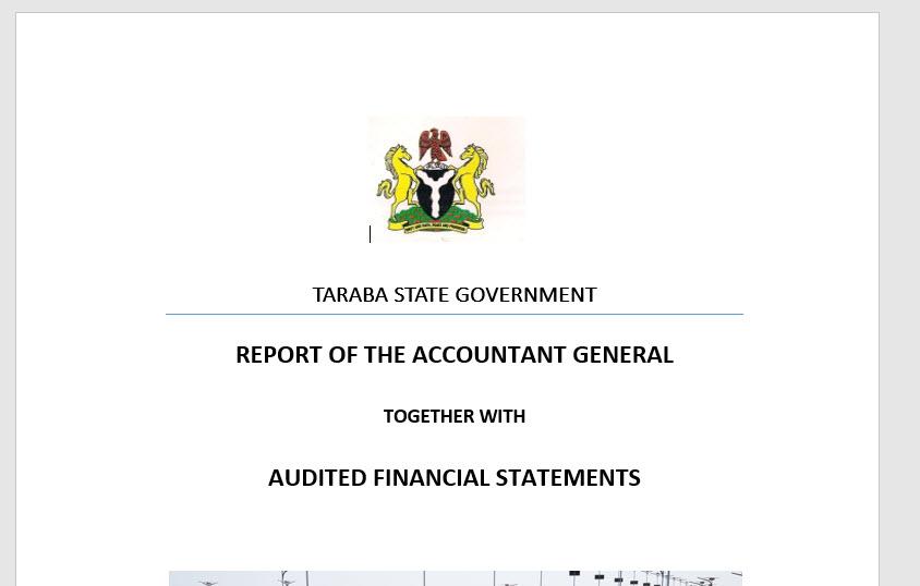 Accountant General Report 2020