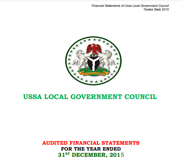 2017 Financial Statements for the 16 Local Governments in Taraba State