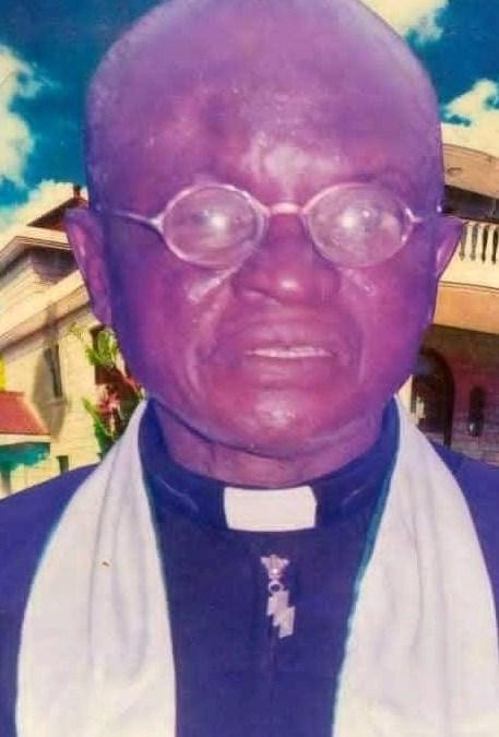 Gov. Ishaku Condoles With Hon. Danladi Baido on the Death of his Father
