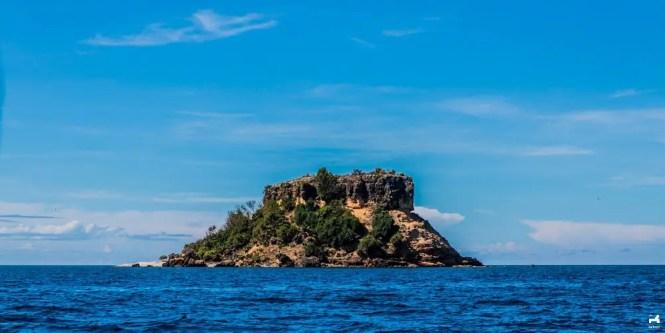 Sombrero island in Burias, Masbate