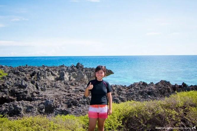 Pulong dapa island. Masbate