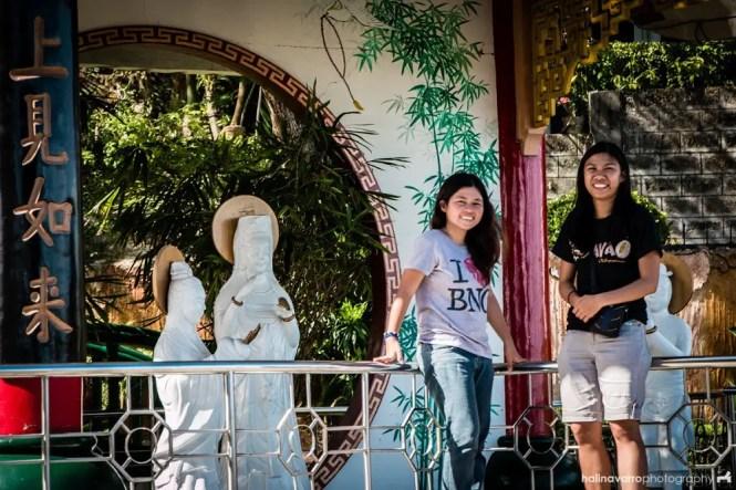 Cebu's Taoist temple wishing well