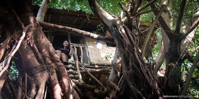 Treehouse in Gigantes Hideaway Tourist Inn