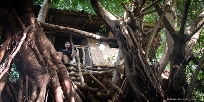Treehouse in Gigantes Hideaway Tourist Inn