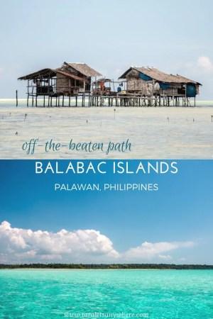Balabac Palawan travel guide | Island hopping in Balabac Palawan | Onuk Island