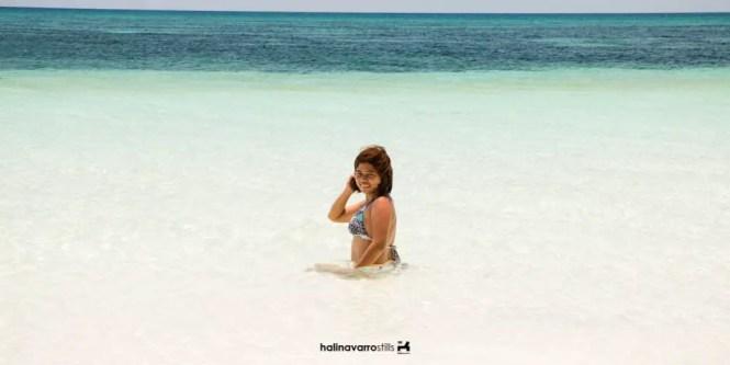 Beach in Carabao Island, Romblon