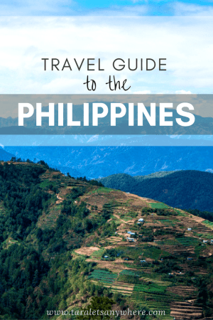 Philippines travel guide | Best tourist attractions in the Philippines | Tips before visiting the Philippines