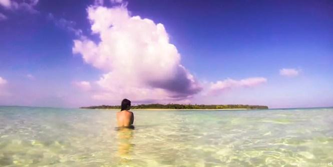 Candaraman Island, Balabac, Palawan