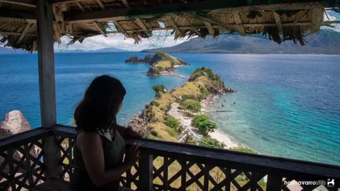 Watchtower in Sambawan Island, Biliran
