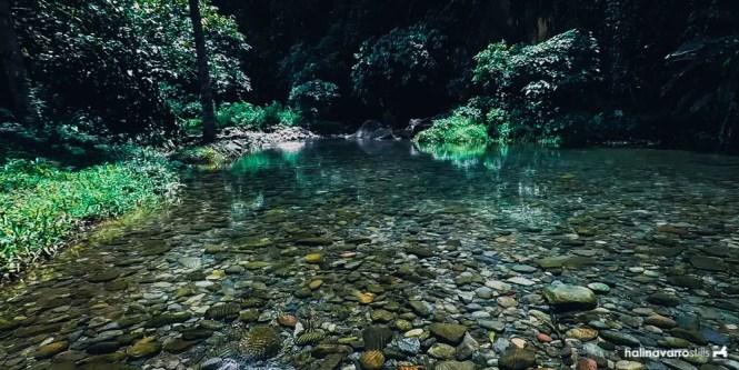 Trail to Pondol Falls, Biliran