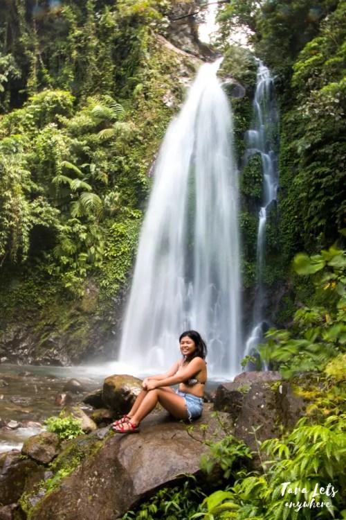 Ulan-Ulan Falls in Biliran