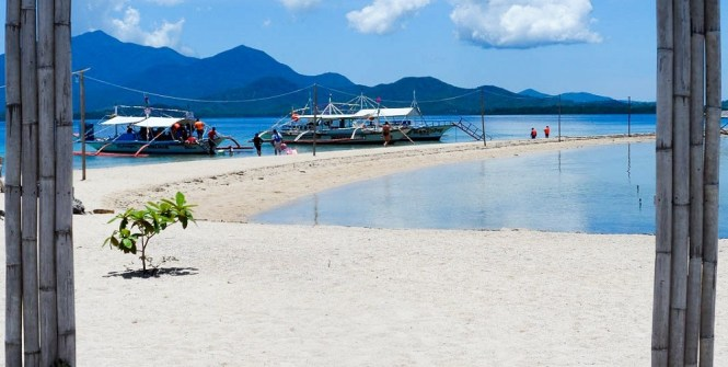 Honday Bay, Palawan - one of the reasons to visit the Philippines