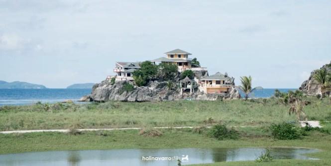 Houses at Target Island, Bulalacao